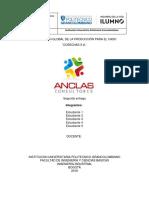 Gerencia y Produccion - 2da Entrega