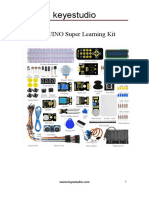 Ks0077 (78,79) ARDUINO Super Learning Kit