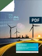 SIESTORAGE for Modular Energy Storage System