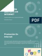 PROMOCIÓN GRATUITA EN INTERNET