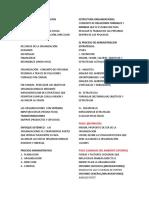 Organizacion y Direccion de Empresa