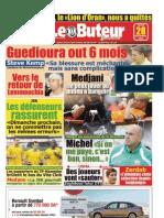 LE BUTEUR PDF du 28/09/2010