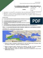 Guia Evaluada Civilizaciones y El Mediterraneo Diferenciada