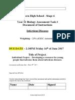 assessment task document of instructions b