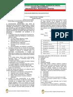 Evaluación de Competencias Básicas Educación Física Octavo y Noveno Grado 2018