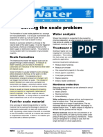 Solving the Scale Problem