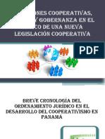 Relaciones Cooperativas, Estado y Gobernanza en El