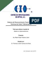 Facial Detector