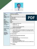 Kalai Resume