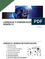 LyC 2018 10 Sesión 13 SP El Paréntesis Interrogación Exclamación
