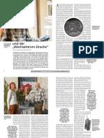 Werner Hengstenberg und der Wechselstromdrache