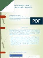 Portafolio de Evidencias Sobre La Aplicación Del Modelo Atarraya