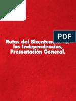 Rutas Del Bicentenario