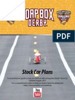 Stock Car Plans