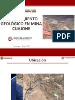 1. Modelamiento Geológico