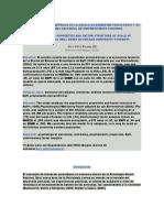 Propiedades Psicométricas de La Escala de Bienestar Psicológico y Su Estructura Factorial en Universitarios Chilenos