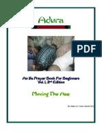 Prev_adura an IFA Prayer Book for Beginners