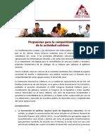2013-11-25 Propuestas Para La Competitividad