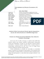 Habilitados Audiencia Publica ADPF 442