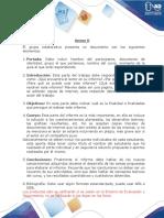Anexo 0 - Lineamientos Para Entrega de Documentos
