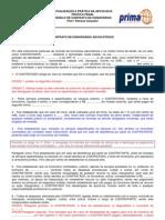Curso - Oab - 2 Fase - Direito Penal - Patricia Vanzolini - Contrato de Honorario Advocaticios