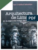 Arquitectura de Lima S.XVII