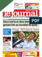 Le Journal 23 Aout 2010
