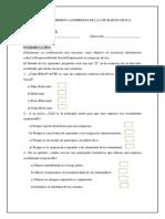 Cuestionario Rse