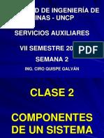 Clase 2.- Componentes