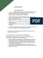 Análisis Del Mercado Proveedor Modificado