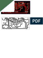 TDA2030 Subwoofer PCB Board