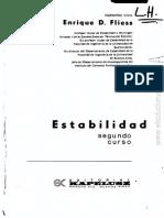 Enrique Fliess - Estabilidad Tomo II