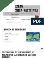 Sistemas Automatizados Para Fabricacion de PCB Arevalo Feican Gomez Soria