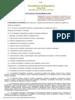 Lei 12378-2010 - Criação CAU