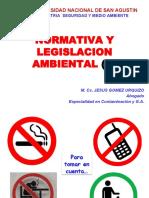 Normativa y Legislacion II