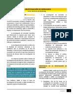Lectura - La Investigación de Mercados m9_gemar