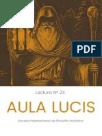 Aula Lucis 1x23