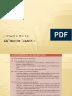 Antimicrobianos i