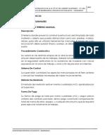 02 Especificaciones Tecnicas, Servicios Higuienicos