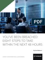 TR EB Data Breach Response