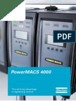 PowerMacs4000 Atlas Copco 2018