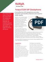 E129 SIP Deskphone-SME7492.pdf