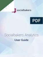 Socialbakers Analytics User Guide