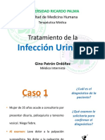 Infección Urinaria 2018
