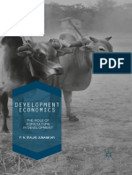 P. N. Raja Junankar (Auth.)-Development Economics_ the Role of Agriculture in Development-Palgrave Macmillan UK (2016)