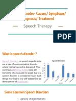 Speech Disorder- Causes%2F Symptoms%2F Diagnosis%2F Treatment