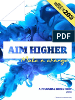 00273 AIM CourseDirectory 20180519
