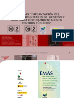 Control Operacional Sistema Comunitario de Gestion y Auditoria