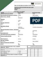 WPQT Certificate -