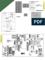 Caterpillar 428E Shematics Electrical Wiring Diagram.pdf